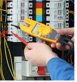 Fixed electrical wiring testing and inspection services